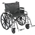 HEAVY WEIGHT WHEEL CHAIR